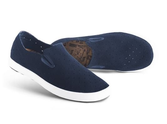 Freewaters Sky Slip-On Shoe Navy
