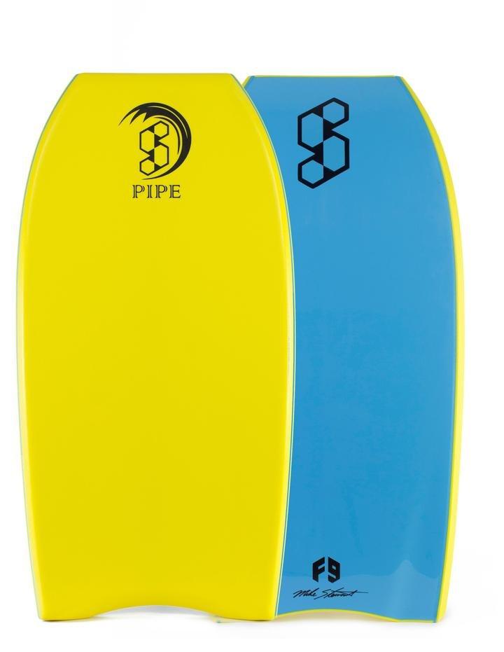 Science Pipe 1X Crescent Tail Bodyboard '21