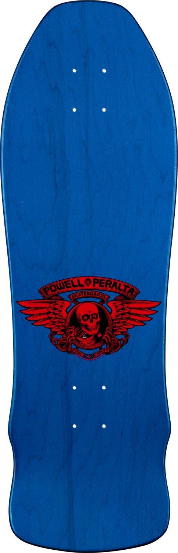d719179b116f9 Powell Peralta Gee Gah Ripper Deck 9.75 Blue - 845584097813