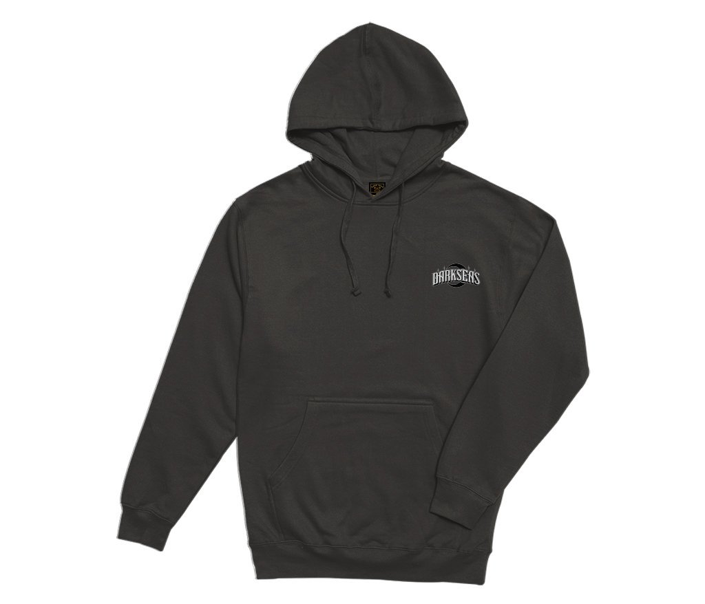 Dark Seas Wheelman Fleece Black