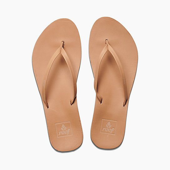 Reef Cushion Bounce Slim Sandal Nude