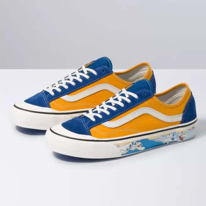 Vans Style 36 Decon SF Shoe (Salt Wash