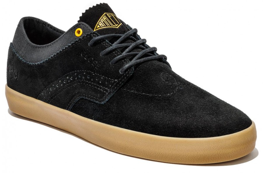 Globe The Taurus Shoe Black Enjoi
