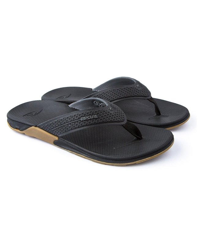 Rip Curl The Game Sandal Black/Charcoal