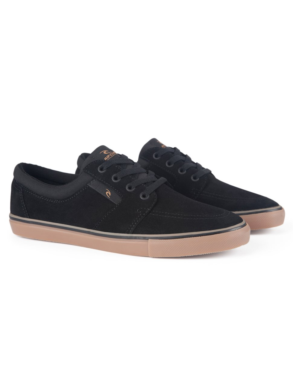 Rip Curl Transit Vulc Leather Shoe Black