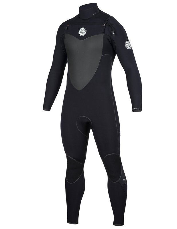 Rip Curl Flashbomb 4/3 Back Zip Fullsuit