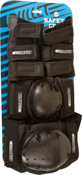 Bullet 3 Pack Pad Set Adult