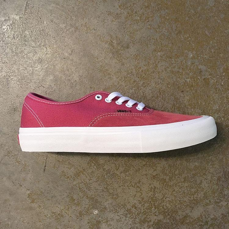 Vans Authentic Pro Mineral Red