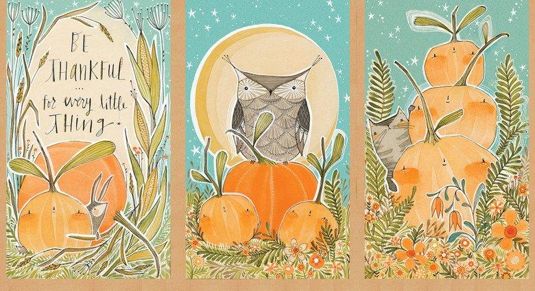 Fall Goodness - Be Thankful