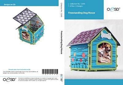 OESD Freestanding Dog House