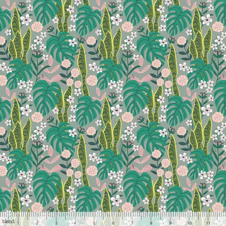 Junglemania - Sansevieria - Turquoise