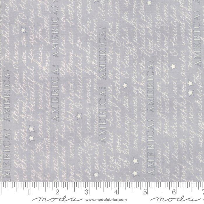 Land That I Love - America the Beautiful - Warm Grey