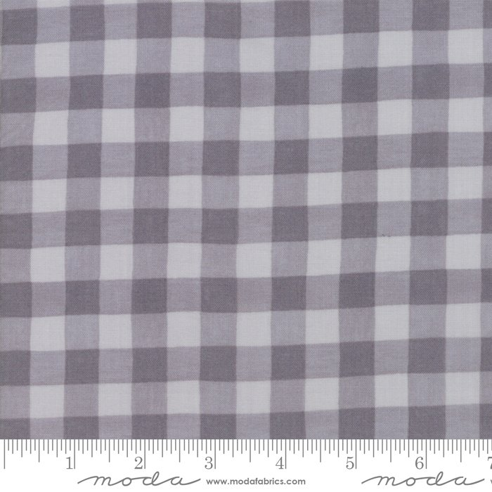 Land That I Love - Plaid - Warm Grey