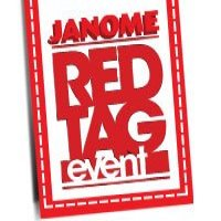 Janome Red Tag