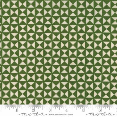 Berry Merry - Quilt Block - Pine