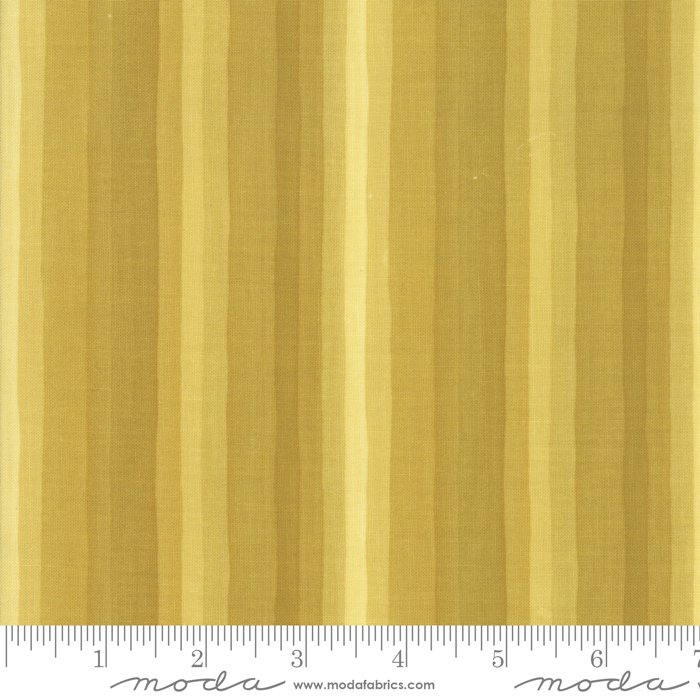 Goldenrod - Gradient Stripes - Gold
