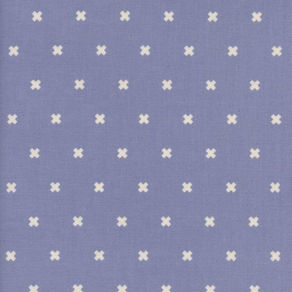 Cotton + Steel Basics -XOXO -Thistle