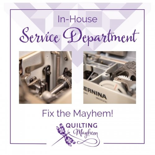 In-House Service Department