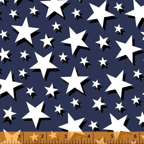 Pride & Honor - Big Stars - Blue