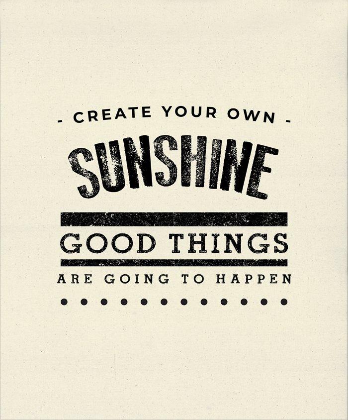Printworks Sunshine Panel