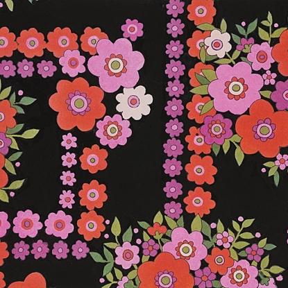 Ghastlie - Bouquet - Black