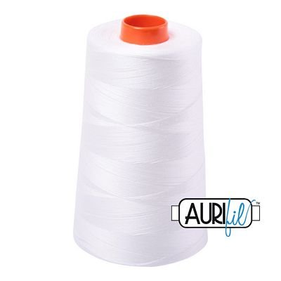 Aurifil Cone Natural White 2021 50wt 6452yd