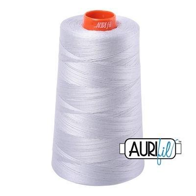 Aurifil Cone Dove Grey 2600 50wt 6452yd