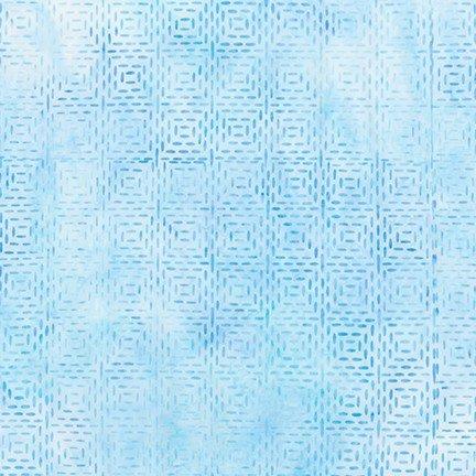 Artisan Batiks: Fancy Feathers 3 - Sky