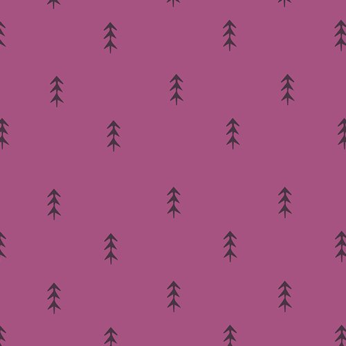 Autumn Vibes - Simple Defoliage - Violet