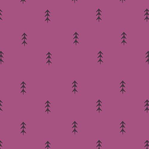 Autumn Vibes - Simple Defoliage - Violet