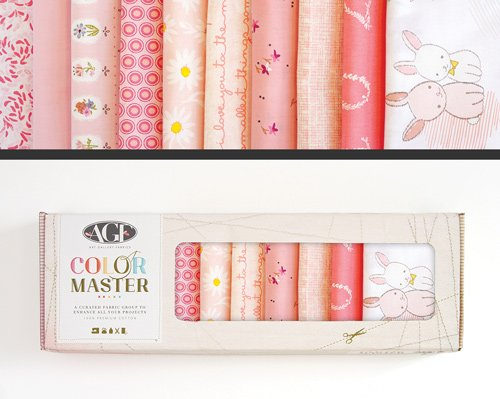 Color Master Box - Rose Parfait Edition