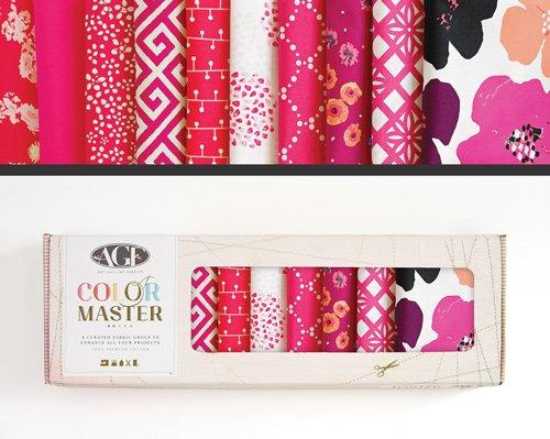 Color Master Box - Pomegranate Tarte Edition