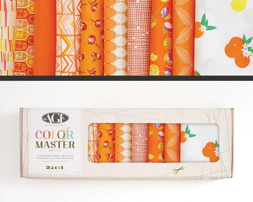 Color Master Box - Tangerine Summer Edition