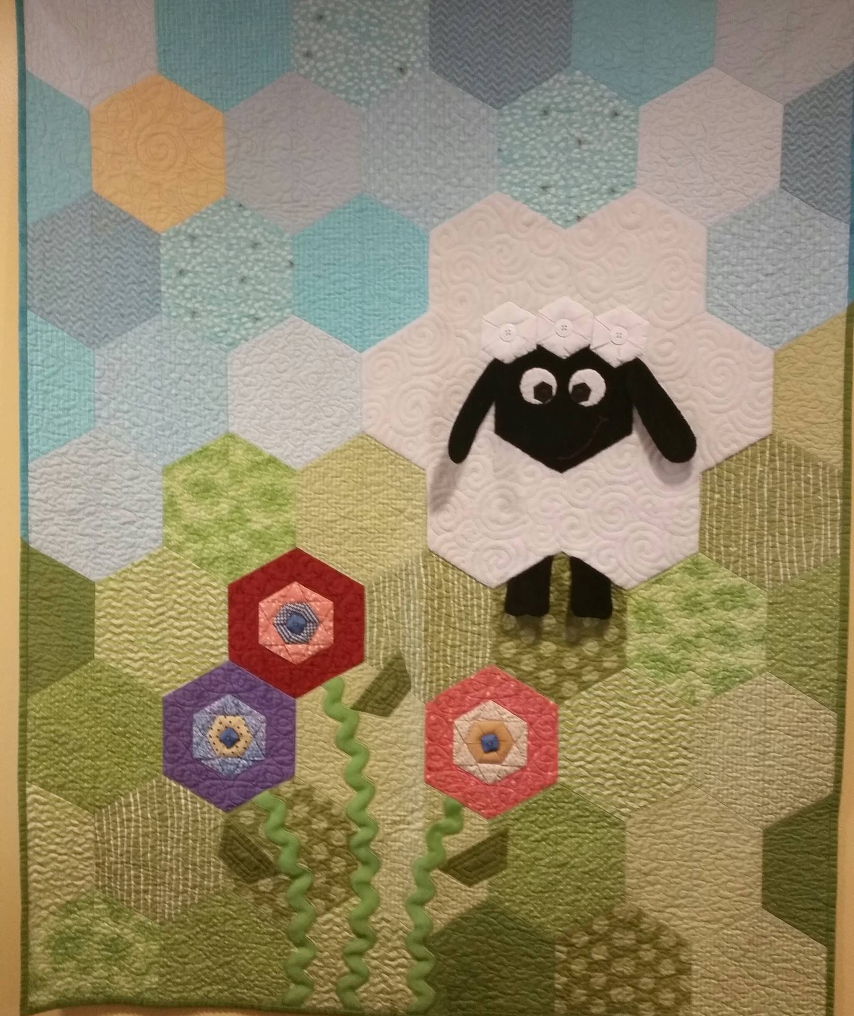Baby Sheep Quilt