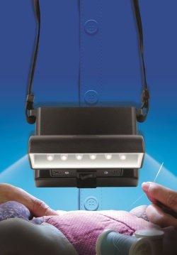 Beam -N-Read 6LED Light
