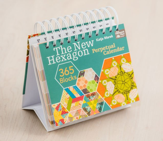 New Hexagon Perpetual Calendar