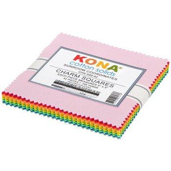 Pre-order - Sunroom - Kona Coordinates - 5 Charm Pack
