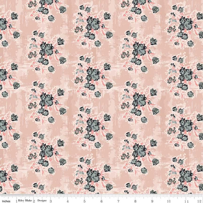 Abbie - Floral - Pink