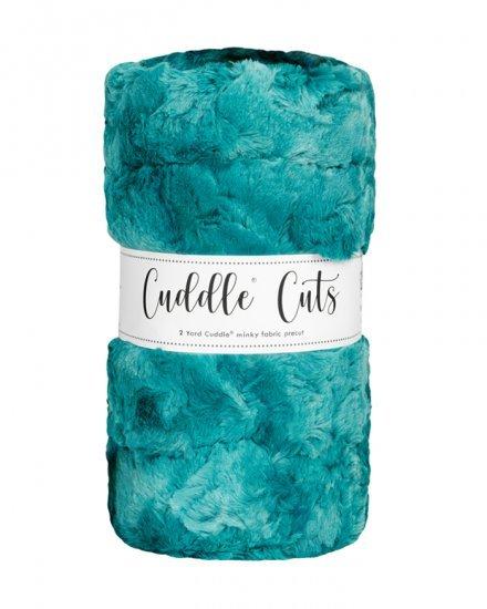 2 yd Luxe Cuddle Cut - Galaxy Mallard