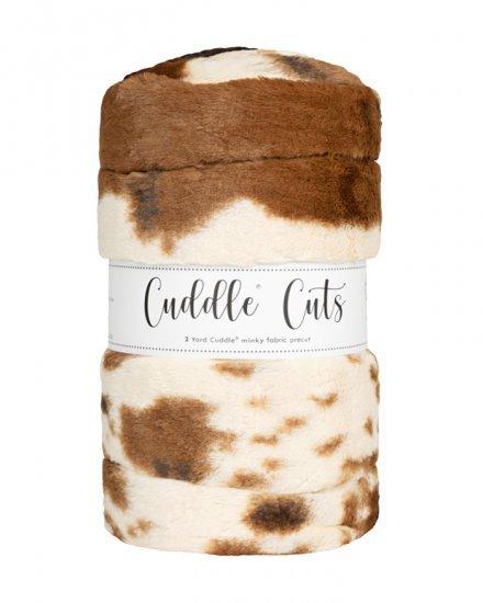 2 yd Cuddle Cut - Pony Ivory