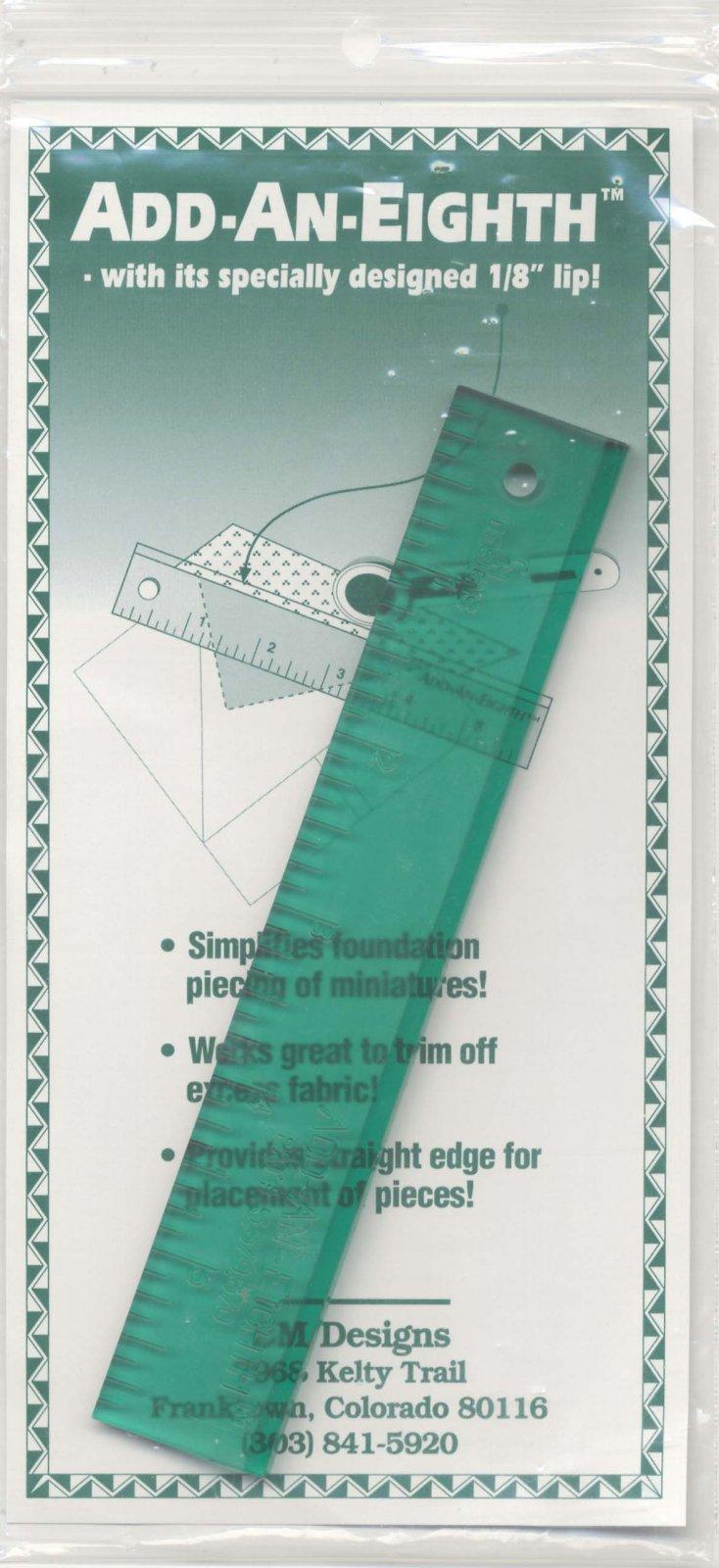 Add-An-Eighth (6 ruler)