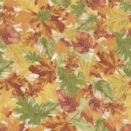 Fall Foliage - Leaves - Spice