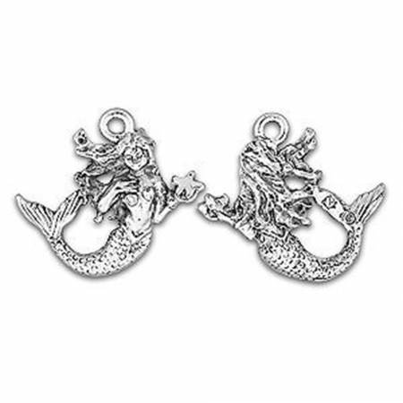 Mermaid- earrings