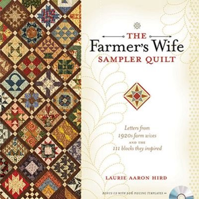 The Farmer's Wife Sampler Quilt Book