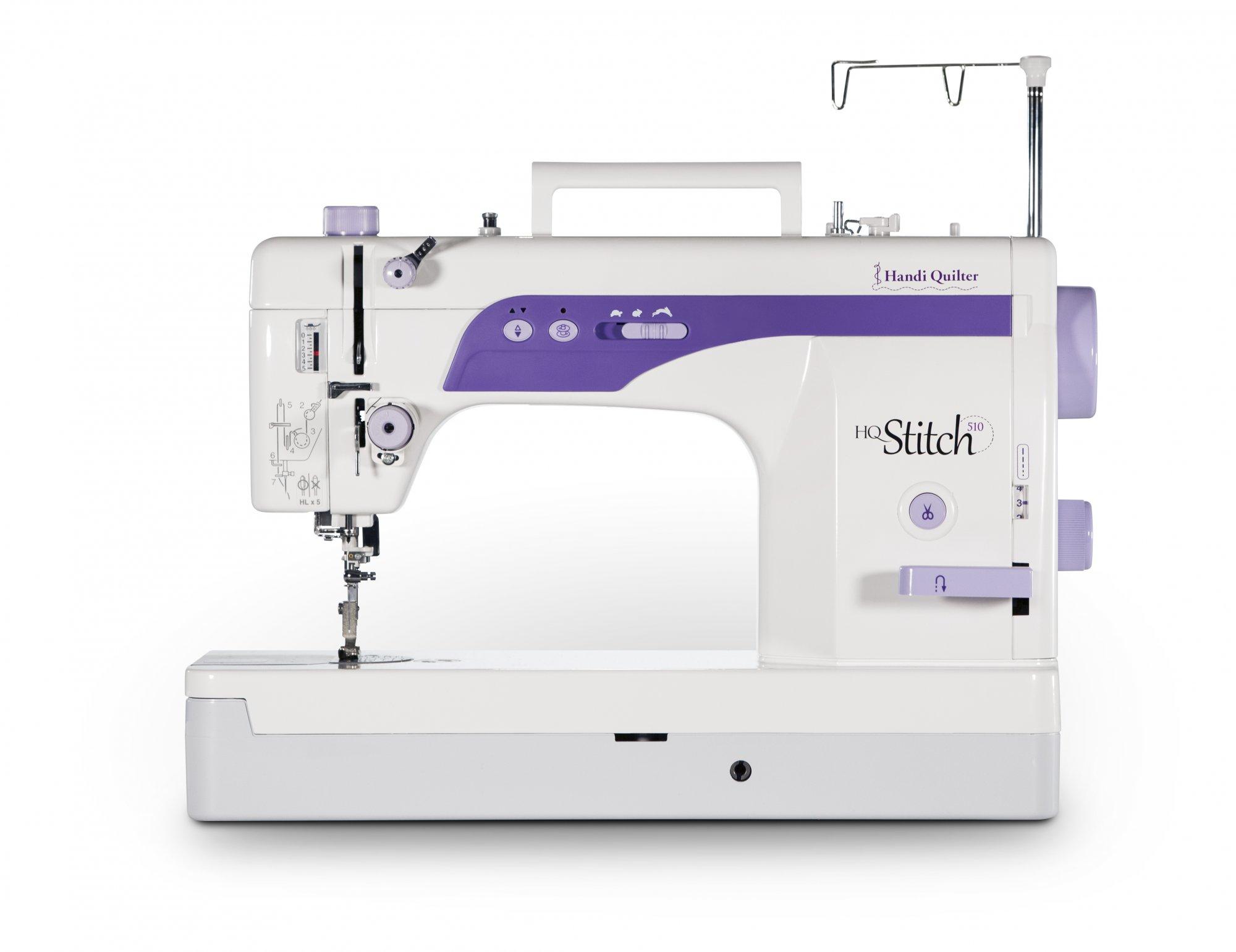 HQ Stitch 510 Machine