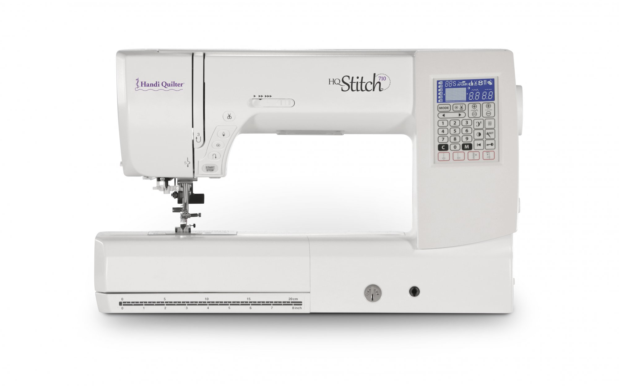 HQ Stitch 710 Machine