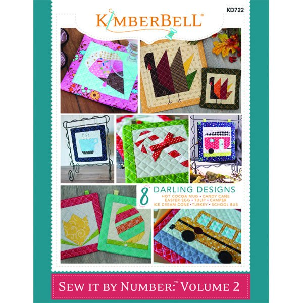 Sew It by Number: Vol. 2
