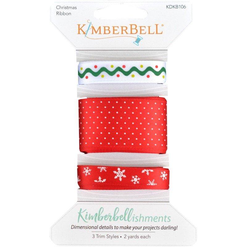 Kimberbellishments - Ribbon Assortment - Christmas