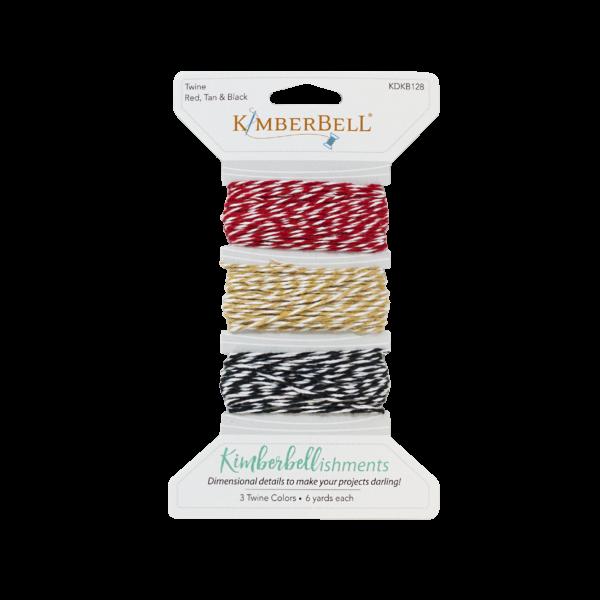 Kimberbellishments - Twine - 3 Colors
