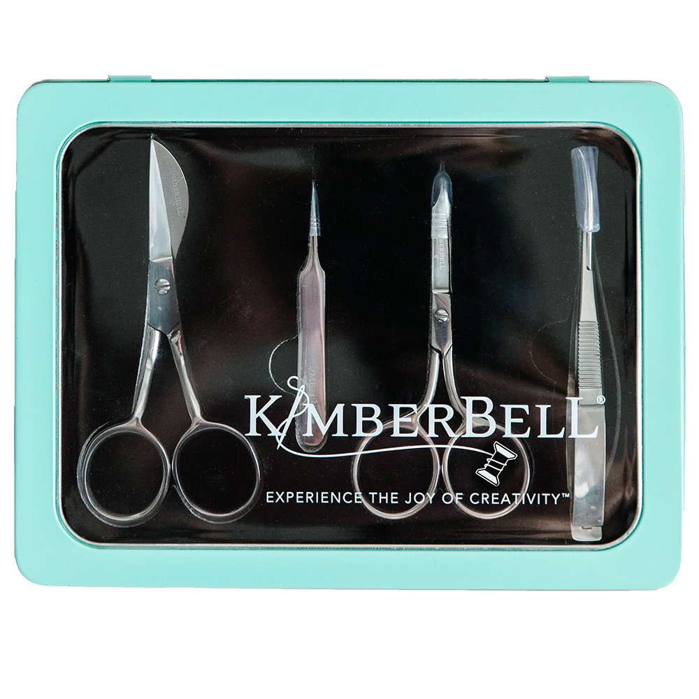 Kimberbell Deluxe Embroidery Scissors & Tools